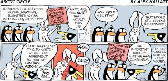 Arctic Circle comic