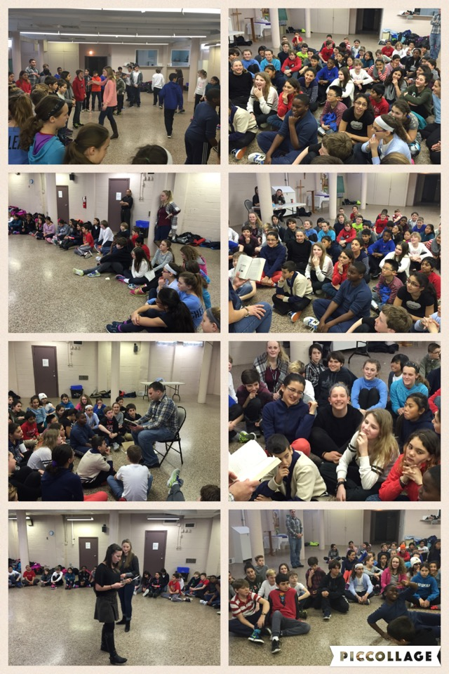 Grade 6 retreat
