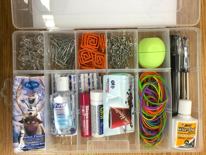 DIY: Teacher survivalkit