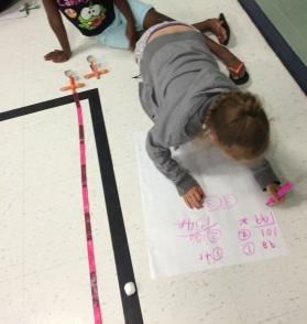 Measuring catapult launch