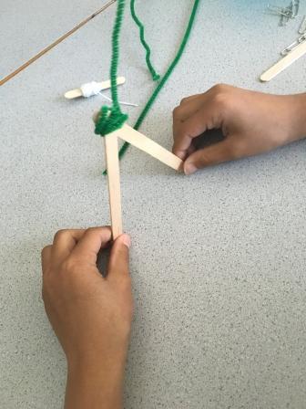 Testing triangle strength