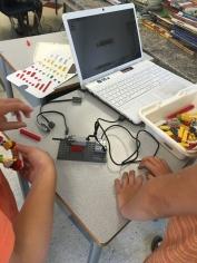 Exploring lego robotics