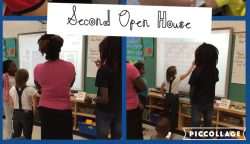 Second open house