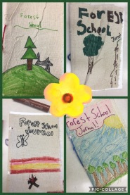 Forest school journals