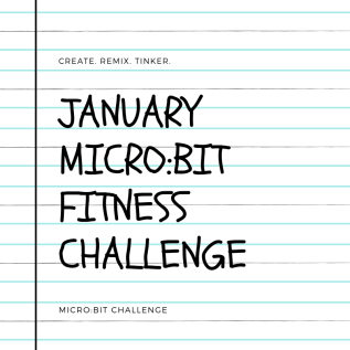 micro:bit fitness challenge